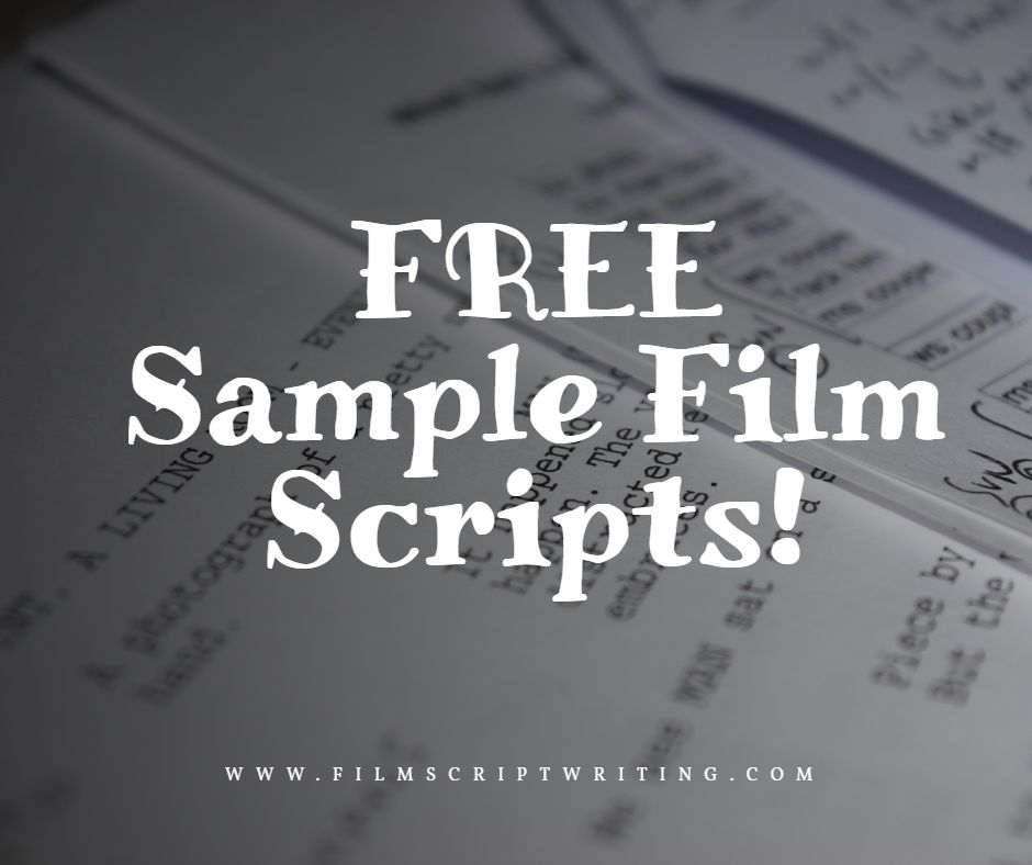 Free Sample Film Scripts